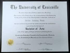 How to Buy University of Louisville diploma
