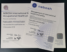 Obtain Nebosh IGC Certificate Online, Buy Nebosh Fake Diploma