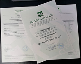How to buy FOM Hochschule diploma and transcripts?