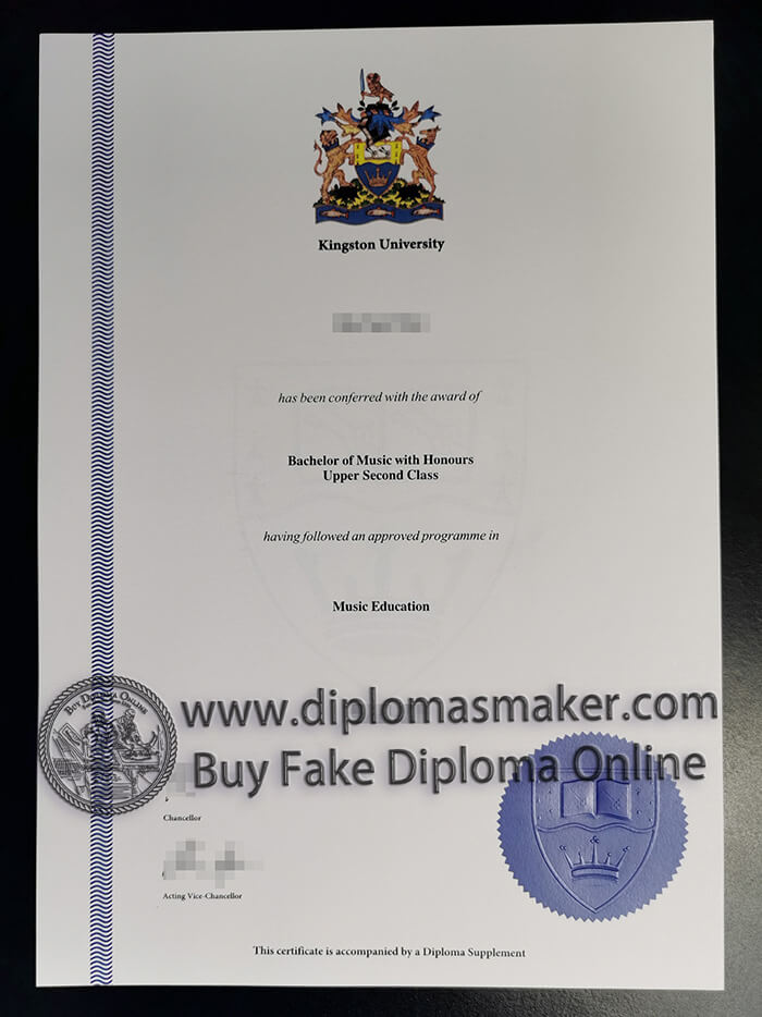 buy Kingston University diploma,