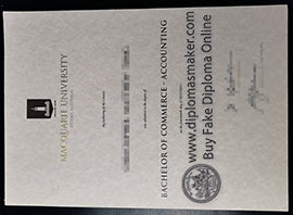 Where can buy fake macquarie university dipolma certificate