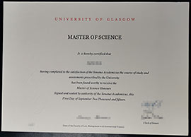 How to Buy fake The University of Glasgow degree-diploma Certificate