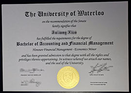 How to order fake University of Waterloo diploma online in Canada?