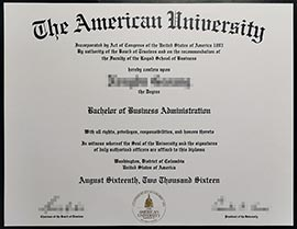 Where to buy fake degree from American University online