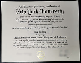 New York University diploma in USA-buy a NYU fake degree certificate