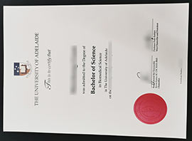 How To Make A Fake University Of Adelaide Diploma In certificate