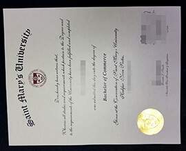 What's The Cost To Order A Fake Saint Mary's University Diploma In Canada?