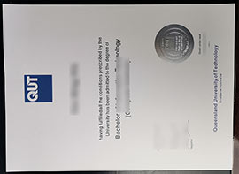 QUT Fake Diploma-Queensland University of Technology fake diploma