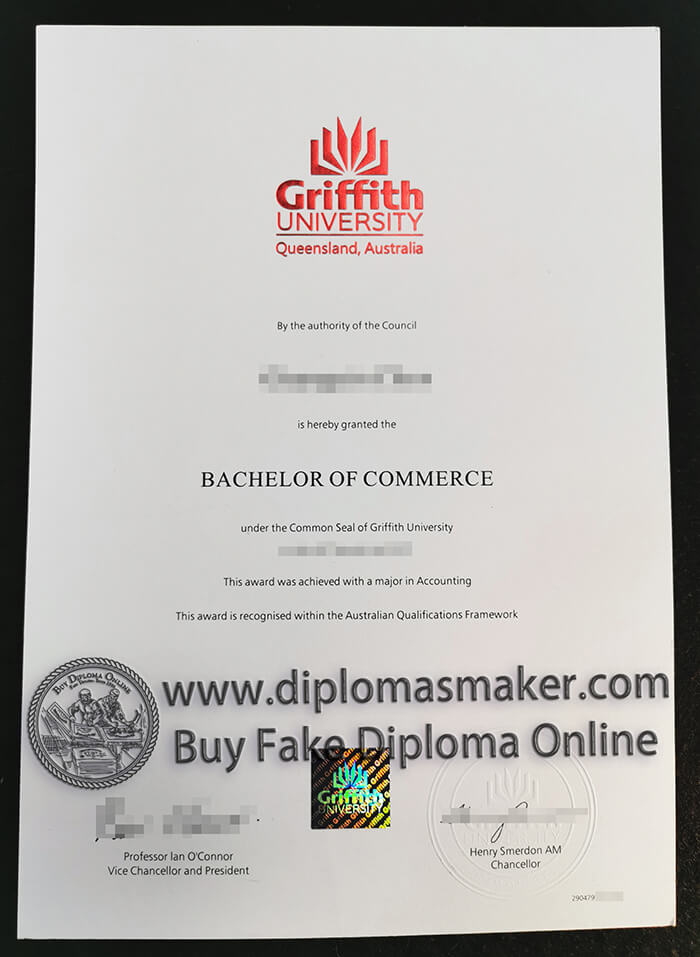 Where to buy Griffith University diploma?