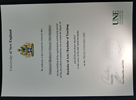 UNE Diploma, Buy University of New England Degree online