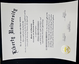 Where to Buy Liberty University Fake Degree?