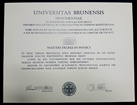 Available Universitas Brunensis diploma Online at affordable prices.