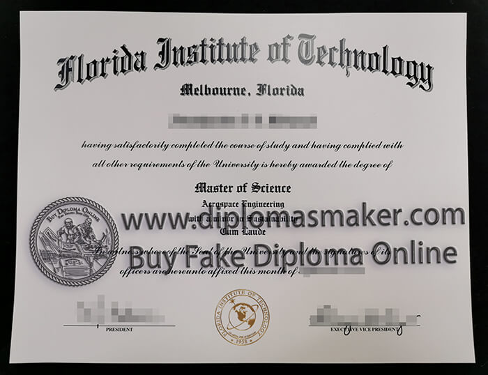 Buy Florida Institute of Technology diploma