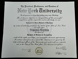 Buy New York University Fake Diploma, Buy NYU Degree Online