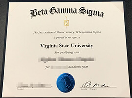 How to buy Beta Gamma Sigma fake diploma?