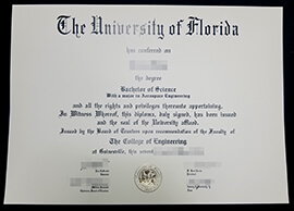 Are You Seeking for University of Florida Fake Degree?