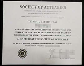 How Much Does a Society of Actuaries Certificate Cost?