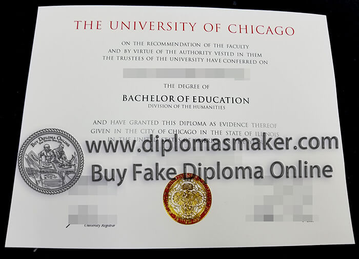 buy University of Chicago diploma,
