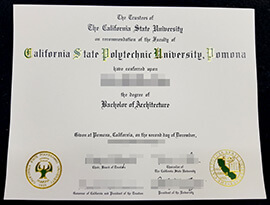 Where Can I Buy Cal Poly Pomona diploma?