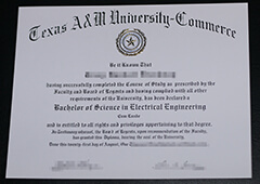 Where Can I Buy A Texas A&M University Certificate?
