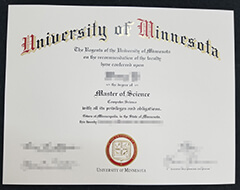 Can I buy a University of Minnesota diploma online?