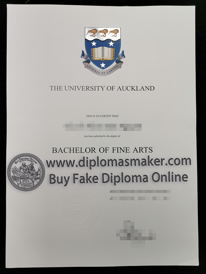 buy University of Auckland degree