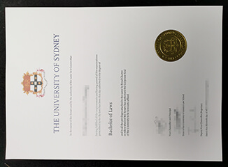 Get a degree from the University of Sydney, buy fake USYD certificates online