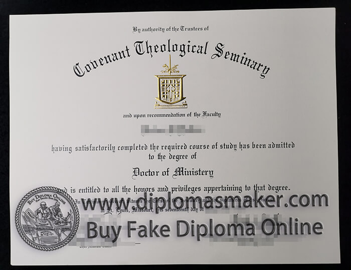 buy fake Covenant Theological Seminary diploma