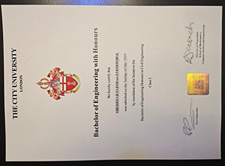 Buy high-quality certificates from City University of London quickly and safely.