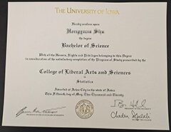 Where to buy fake University of Iowa diploma?