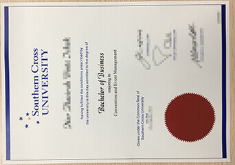 Order high-quality Southern Cross University certificates quickly.