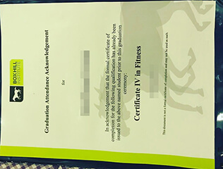 Proof That Buy Fake Box Hill Institute Diploma Really Works