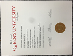Can I buy a Queen's University diploma online?