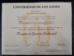 Where to buy a fake university of Andes diploma?