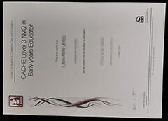 Where to order CACHE Level 3 certificate?