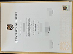 How to buy a fake university of exeter diploma?