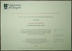 How to buy a fake University of Glasgow diploma?
