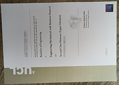 Where to buy a fake UCL degree certificate?