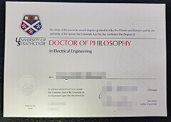 How to buy a fake University of Strathclyde diploma?